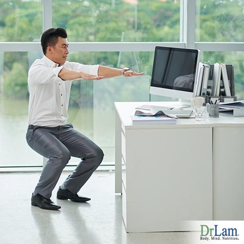 Easy Office Exercises You Can Start Today
