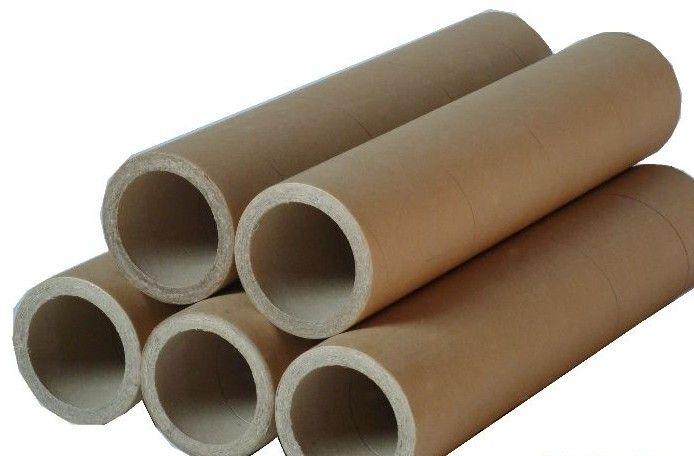 cardboard tubes