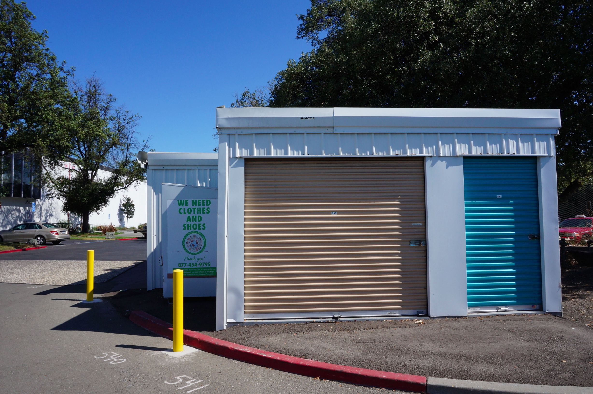 Self Storage Alviso