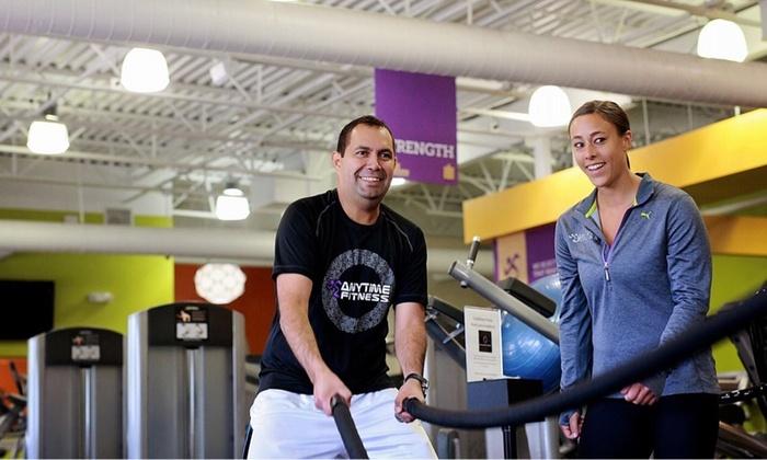 Personal Trainer Richmond BC