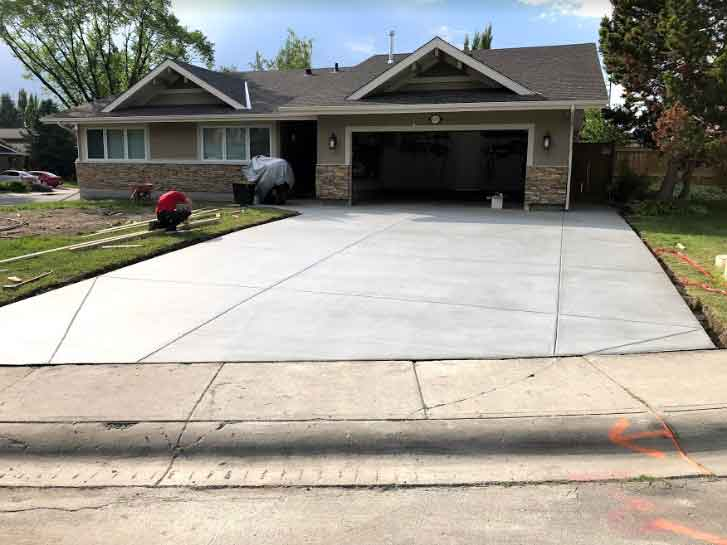 Cement Driveway Services