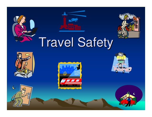 travel safety elearning